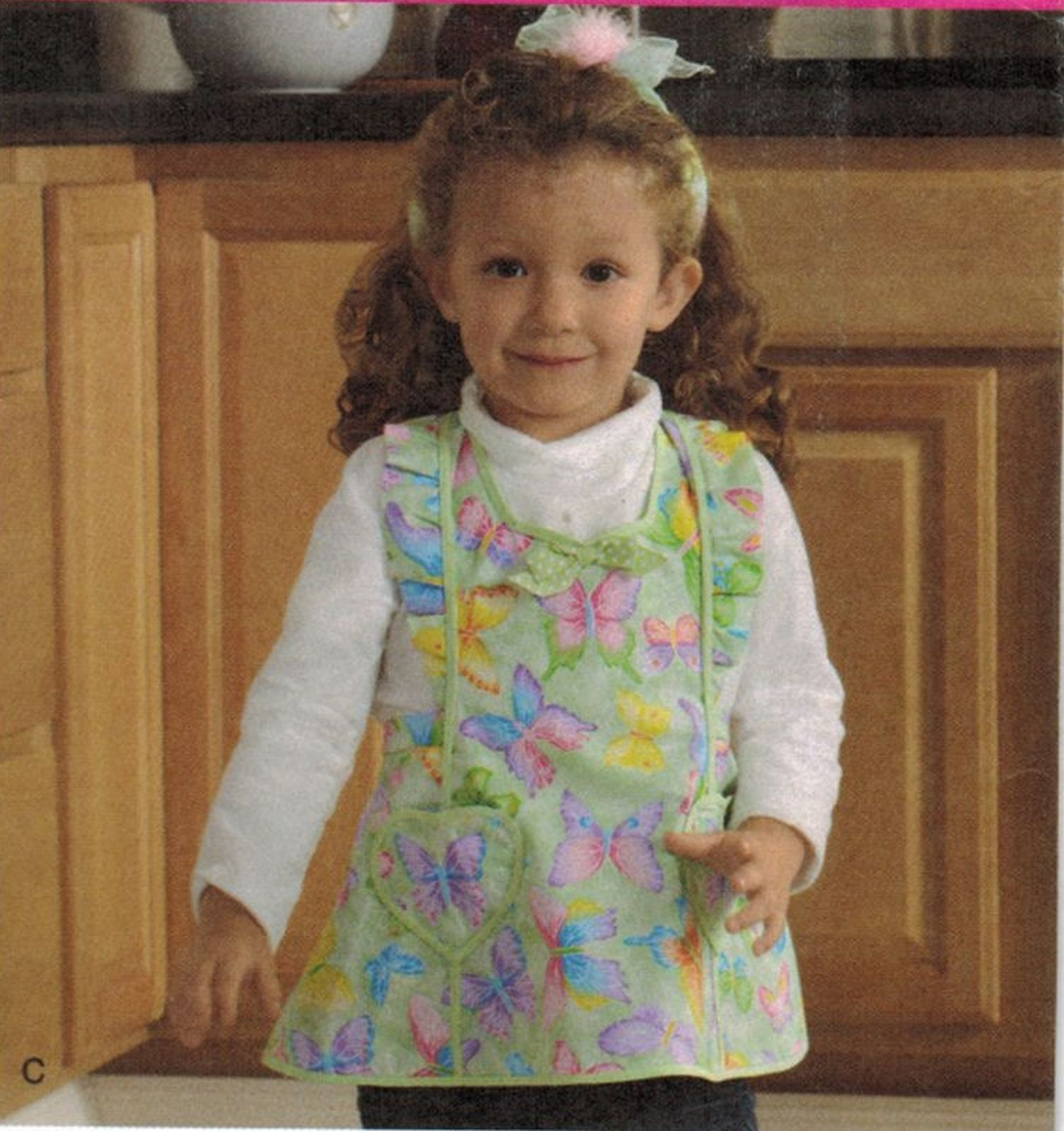 Simplicity Ladies /& Girls Easy Sewing Pattern 3949 Matching Aprons Simpl...