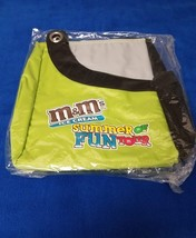 M & M Insulated Lunch Bag - $9.95