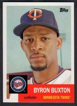 2016 Topps Archives Byron Buxton #71 Minnesota Twins - $0.89