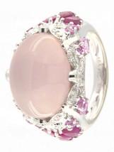 King's Women's 18kt White Gold Cluster ring - $849.00