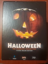 Halloween: Complete Collection Scream Factory (Limited Deluxe Edition) [Blu-ray] image 2