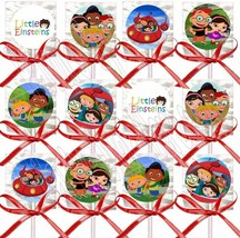 Little Einsteins Lollipops Party Favors Supplies with Red Ribbon Bows 12PCS - $14.80