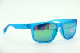 NEW NIKE EV 0835 421 MAXOPTICS BLUE MIRRORED AUTHENTIC SUNGLASSES EV0835... - $62.13