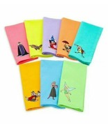 Disney Parks Ink & Paint Napkin Set of 8 New with Box NWT In Hand - $49.49