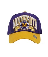 Minnesota Team Color City Name Embroidered Baseball Cap - $13.75