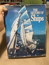 PETER KEMP The History of Ships Buddy Ebsen copy 1978 - $245.00