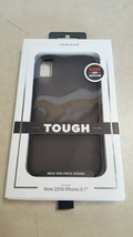 "Case-Mate Tough Series Case for Apple iPhone XR 6.1"" Black - $16.10"