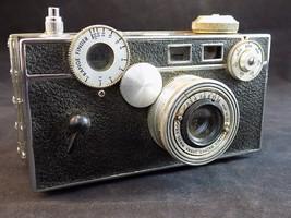 Vintage Argus C3 Brick Rangefinder Camera 3.5 50mm Cintar Lens c1950 - $32.66