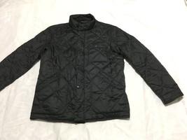J.Crew Primaloft Quilted Jacket Coat Black Men's  Size M - $36.45
