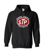 Stone Temple Pilots STP Logo Hoodie Sweatshirt Vintage Retro Rock Band M... - $26.99