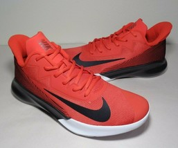 Nike Size 12 PRECISION IV Red Black Athletic Sneakers New Women's Shoes - $117.81