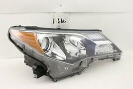 Oem Head Light Headlight Lamp Headlamp Toyota RAV4 13 14 15 Rh Chip Mount Rav 4 - $64.35