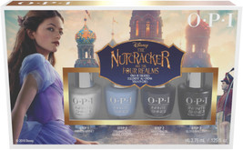 New! OPI Infinite Shine Mini Set of 4 Nutcracker 2018 Holiday Collection - $14.01