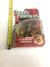 Transformers 2007 Movie Preview starscream Decepticon New In Package age 5+ image 7