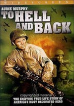 To Hell And Back - DVD ( Ex Cond.)  - $8.80