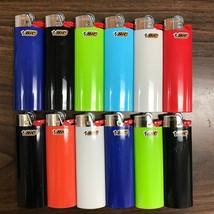 BIC Classic Lighters Cigar Cigarette MAXi Lighter Mini Size (8) - $13.48