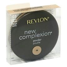 Revlon New Complexion Powder, Sand Beige 03, 0.35 Ounce (9.9 g) - $38.60
