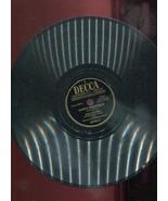 BING CROSBY: WHITE CHRISTMAS / GOD REST YE MERRY /10-INCH 78 RPM RECORD ... - $116.88