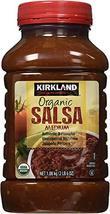 Kirkland Signature Organic Salsa, Medium, 1.08 kg - PACK OF 4 - $36.62