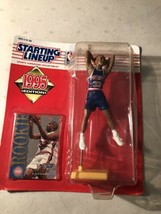 Kenner Starting Lineup 1995 Detroit Pistons Grant Hill Kmart Exclusive  t2843 - $4.90