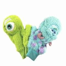 Limited Tokyo Disney Resort  Monster's Ink Mike & Sally Mitten Gloves Wa... - $64.35