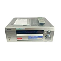 Pioneer Audio Video Receiver Model VSX-D812-S With Manual Tested - $119.99