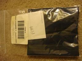 Longaberger Basket Handle Gripper Blue / Green Stripe Collector Club Fab... - $9.85