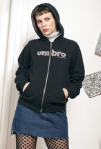 Umbro hoodie - 90s vintage track jacket - $40.77