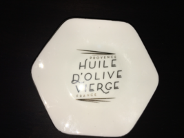Petite Huile D'Olive Plat small olive oil dish from Rosanna's Foodie Collection