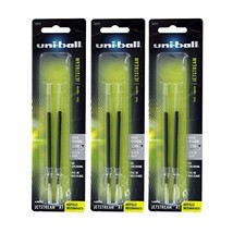 Uni-Ball Jetstream RT/Jetstream Sport Ballpoint Pen Refills, Bold Point,... - $13.67