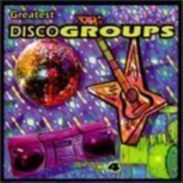 Disco Nights 4: Greatest Groups by Disco Nights Cd