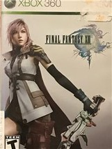 Final Fantasy XIII ( Microsoft Xbox 360 ,2010 ) *Great Condition* - $5.16