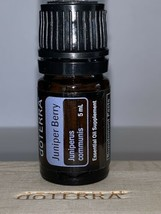 doTERRA Juniper Berry Oil 5 ml New and Sealed Exp. 2025/04 - $23.50
