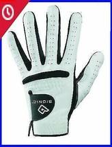 HOT Bionic Men's,RelaxGrip Left Hand Golf Glove, White/Black, X-Large - $37.78