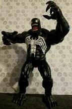 "Marvel DISNEY STORE 15"" VENOM TALKING Action Figure Spiderman - $70.28"