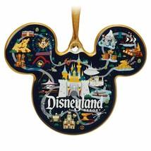 Disneyland Park Life Ceramic Ornament, NEW - $28.95