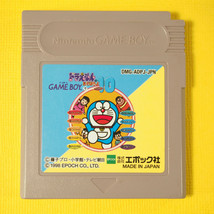 Doraemon no Game Boy de Asobouyo: Deluxe 10 (Nintendo Game Boy GB, 1998) - $5.23