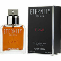 New ETERNITY FLAME by Calvin Klein #322743 - Type: Fragrances for MEN - $71.94