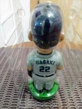 KAZUHIRO SASAKI   Mariners Bobble Head 2001 Hand Painted MLB Mint #22. Bobble He image 3