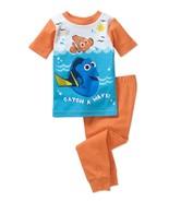 Disney Finding Dory Toddler Boys 2pc Pajama Set Dory Nemo Size 5T NWT - $11.99