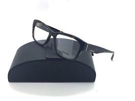 Prada Tortoise Eyeglasses VPR 24R 2AU 1O1 54 mm Designer Demo Lenses - $91.09