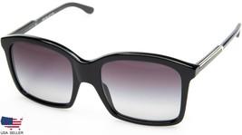 New Stella Mc Cartney Sm 4046 2055/8G Black /VIOLET Lens Sunglasses 54-19-140 B48 - $73.76