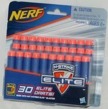Hasbro OEM Genuine A0351 Nerf N-strike Elite 30 Dart Refill Pack - $2.84