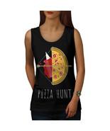 Pizza Hunt Arrow Hot Food Tee  Women Tank Top - $12.99