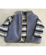 """My Twinn brand 2 piece outfit -  Fits 23"""" doll Heavy Vest and Long Sleev... - $13.72"""