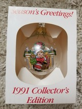 1991 Season's Greetings 1991 Collectors Edition Campbell Christmas Ornam... - $9.89