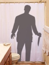Scary Stalker Curtain Prop 70'x 72' Halloween Decoration - €10,64 EUR