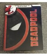 Deadpool Limited Edition Exclusive Best Buy Steelbook  [Blu-ray + DVD] - $12.95