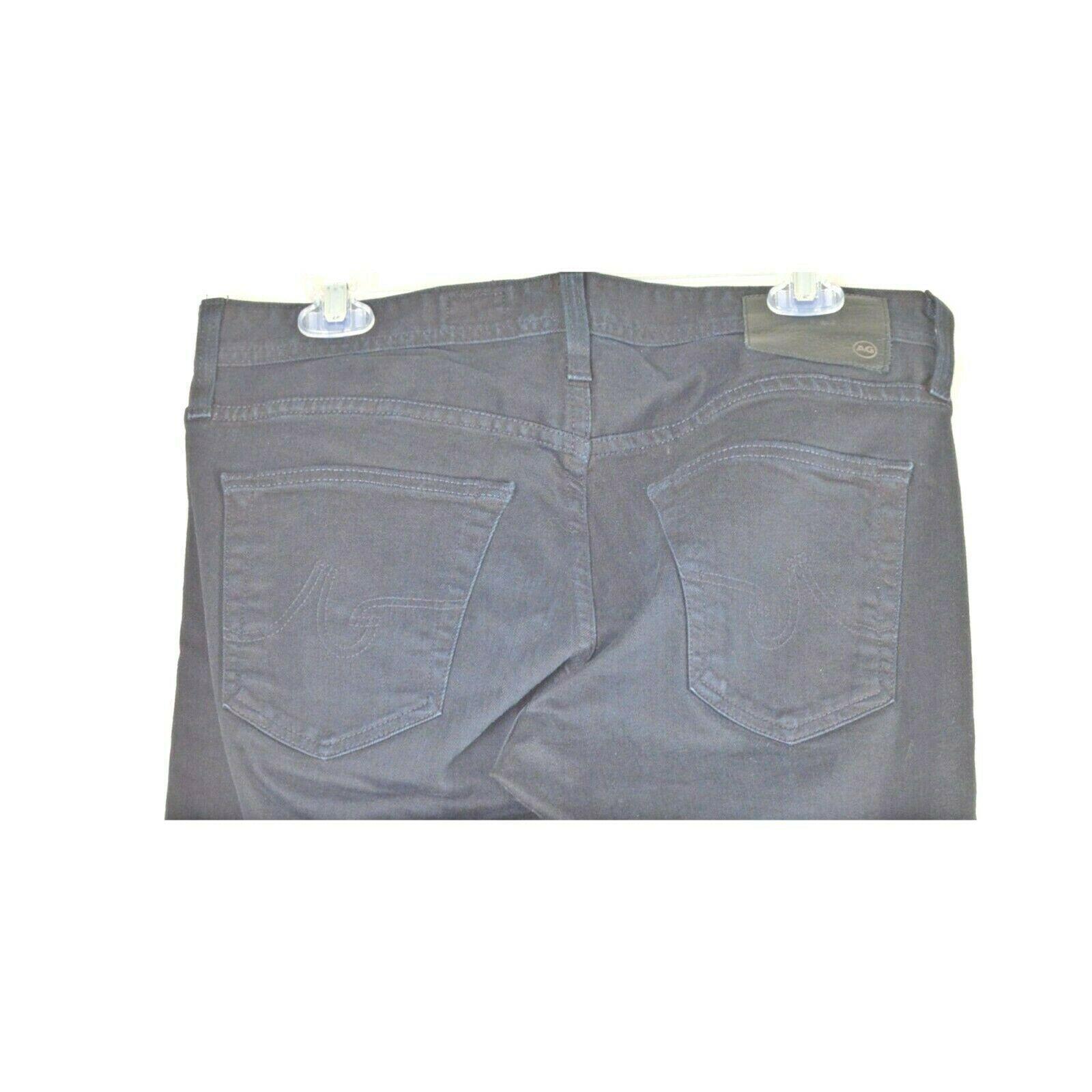 AG Adriano Goldschmied jeans 30 x 34 men Matchbox dark Slim Straight tall unique image 3