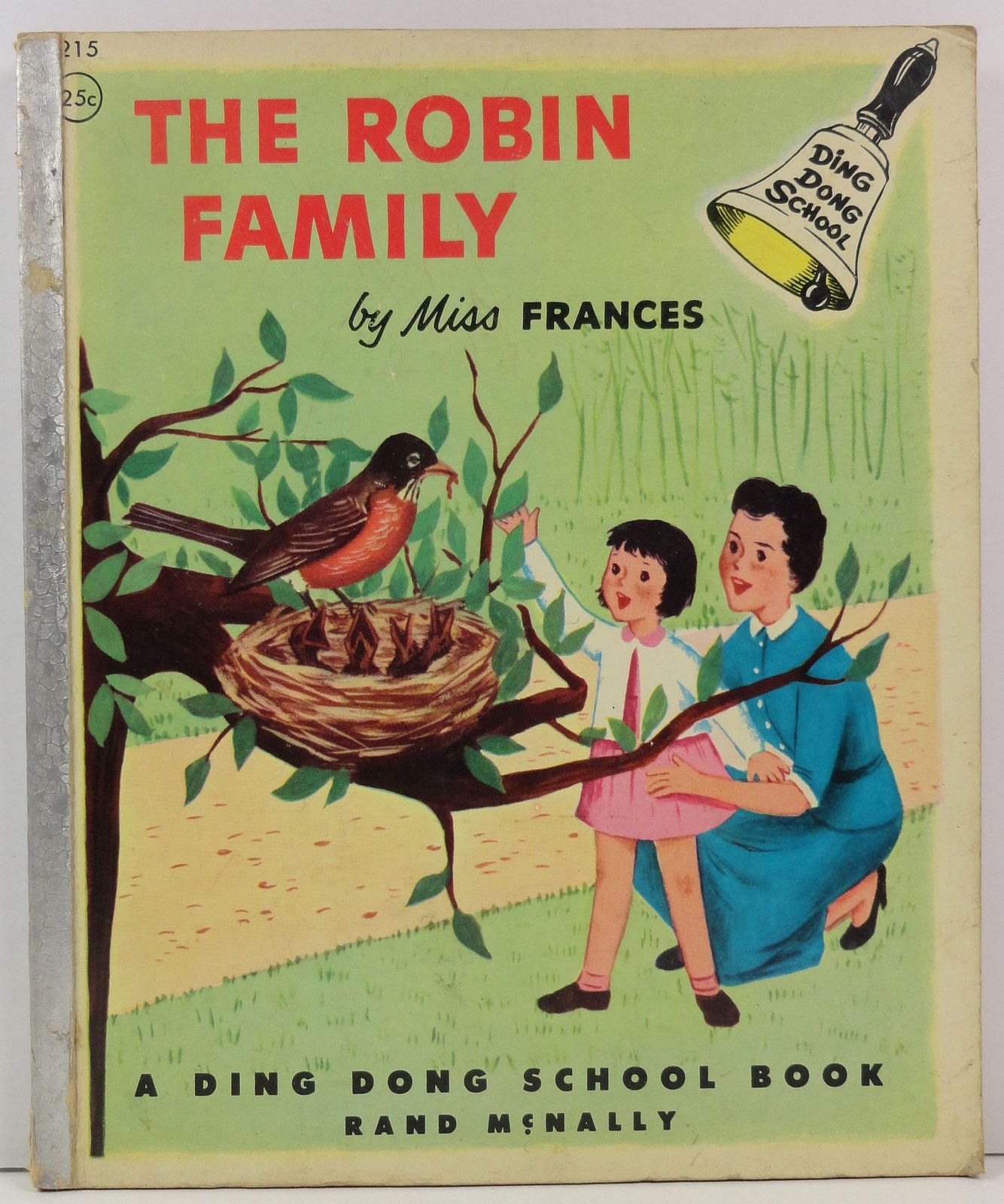 The Robin Family A Ding Dong School Book